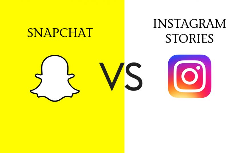 Snapchat vs Instagram Stories